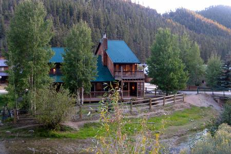 all o new river lodging red mexico cabins eisenhut condominiums