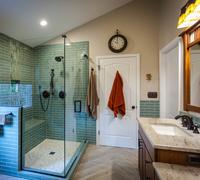 Owner's bathroom gets renovation
