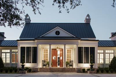 Custom Build at Ford Plantation—Brooks Construction