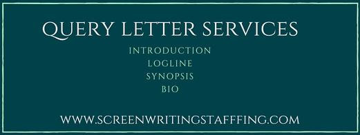 Query letter logline services a professional online staffing service for screenwriters testimonials the query letter spiritdancerdesigns