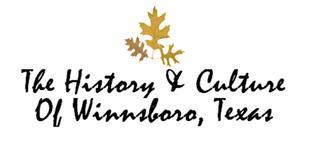 WinnsboroTexas Org