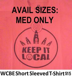 WCBE Keep It Local T