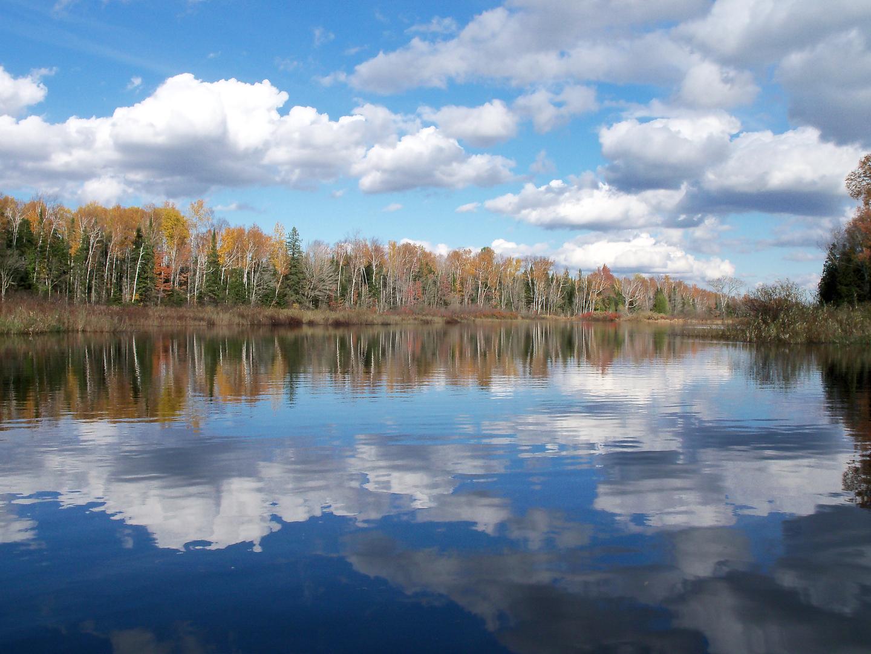 Tahquamenon River Camping Trip, Michigan's Upper Peninsula