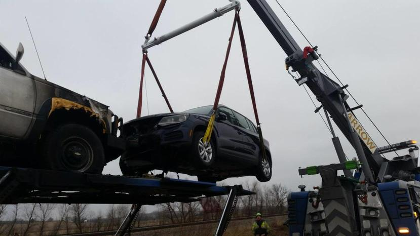 Emergency Winch-Out Services in Omaha NE | 724 Towing Services Omaha