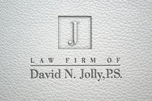 Law Firm of David N Jolly Logo | Criminal Defense