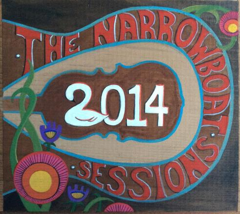 The Narrowboat Sessions 2014 Album