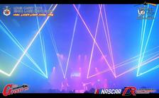 Think Pink Floyd Groove Music Hall Nascar Home Track Dominion Raceway in Spotslyvania Virginia Laser Light Show Company Rentals, Stage Lighting, Concert Lasers Companies, Laser Rentals, Outdoor Lasers, Music Publishing - www.LaserLightShow.ORG
