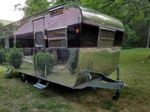 Classic Camper Sales Vintage Trailers Buy And Sell