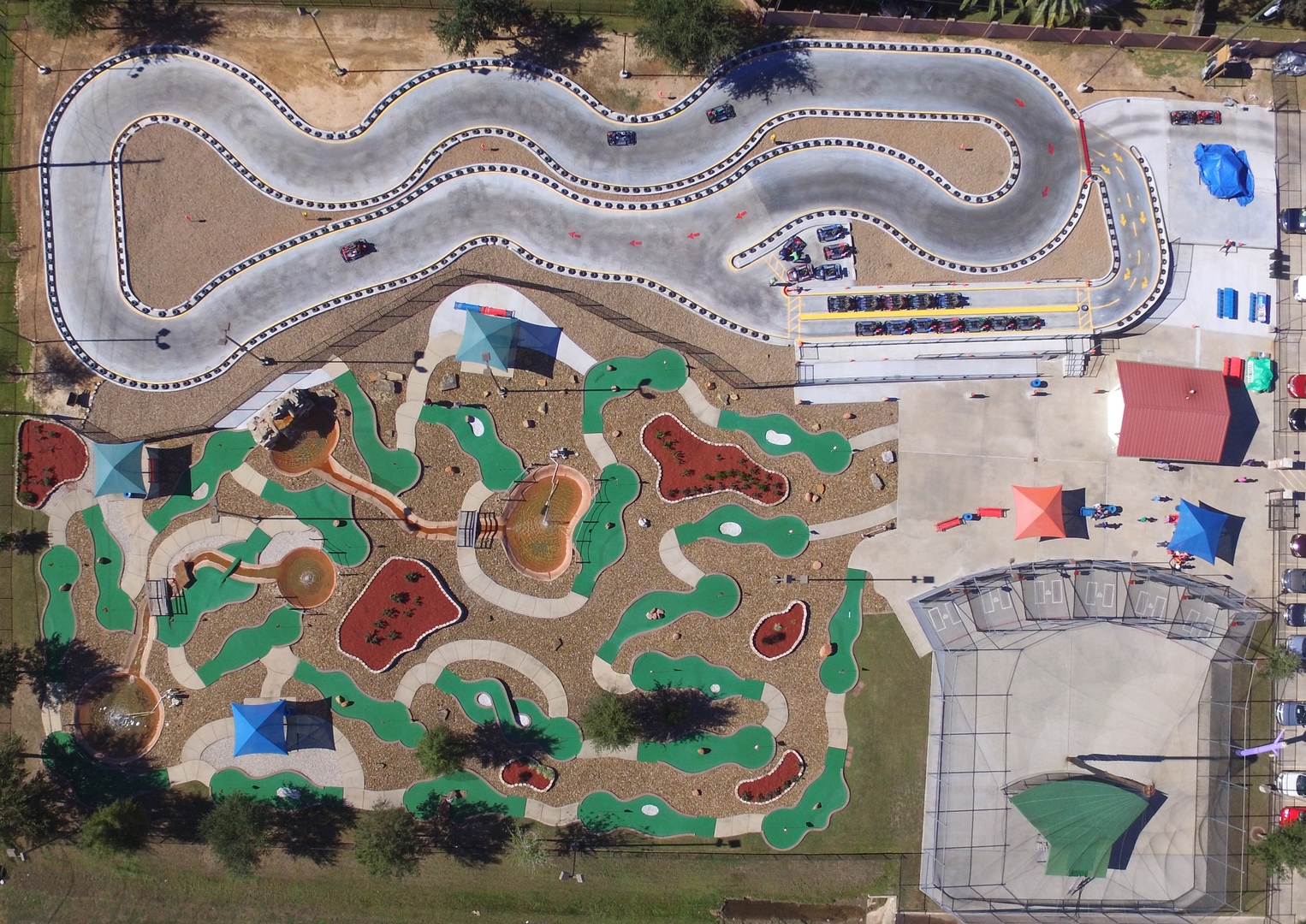 Mini Golf: Katy, Tx Inflatables Miniature Golf, Batting Cages & Go on dog rally course design, obstacle course design, show jumping course design, shooting course design, miniature golfing, culinary arts kitchen design, softball course design, miniature putting green, miniature home, putting course design, 3d archery course design, cross country running course design, croquet course design, paintball course design, equestrian course design, sporting clay course design, rafting course design, zip line tower design, putt-putt course design, laser tag course design,