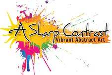 asharpcontrast vibrant abstract art