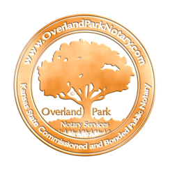 Overland Park Notary Public
