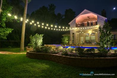 Outdoor lighting in houston tx sample designs aloadofball Image collections