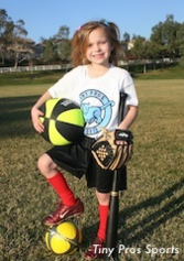 Tiny Pros Sports classes in Manhattan Beach