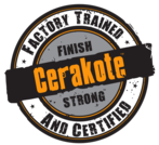 Cerakote Applicator Factory Certified Guardian Arsenal Champaign Illinois