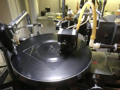 Vinyl Lathe cut records lathe cut