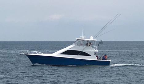Charter Fishing Boat In Virginia Beach