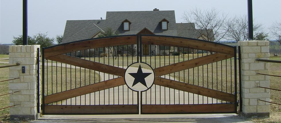 Fence Company Midlothian Mansfield Texas Wrought Iron