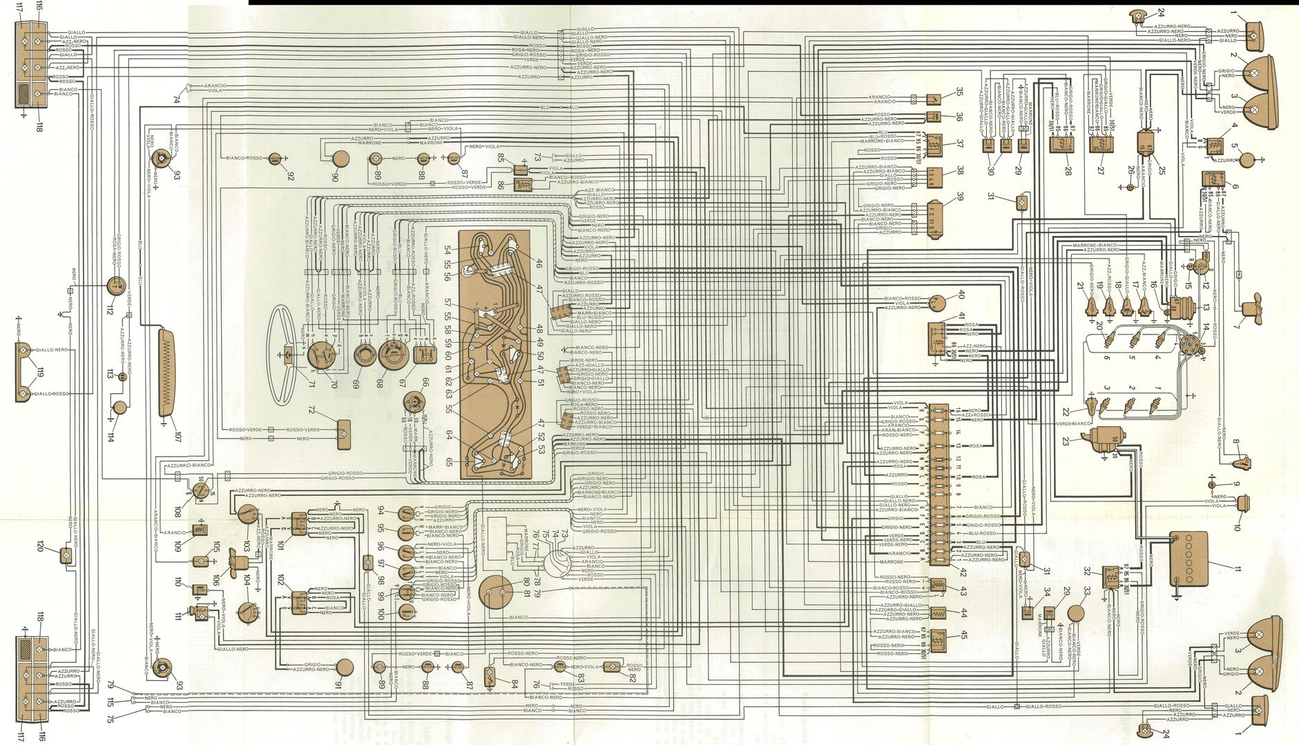 Attractive 76 Fiat Wiring Diagram Hampton Fan Switch Wiring Diagram