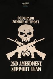 2nd Amendment Shirt $15.00
