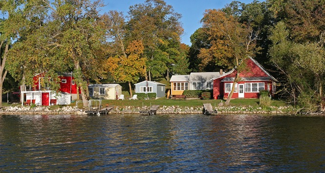 Lake victoria lodge resort cabin rentals vacation for Vacation rentals minneapolis mn