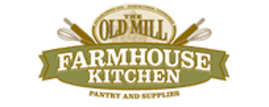 The Old Mill Farmhouse Kitchen