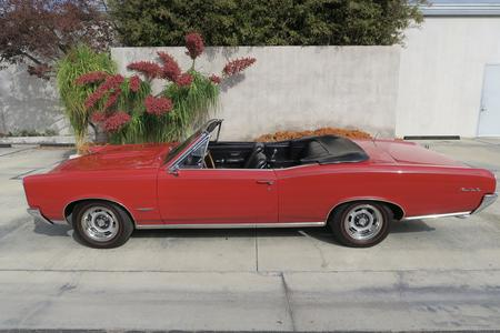 1966 Pontiac GTO Convertible Tri-Power 4-Speed for sale at Motor Car Company in California