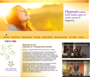 Dann Institute Transpersonal Studies Web Design