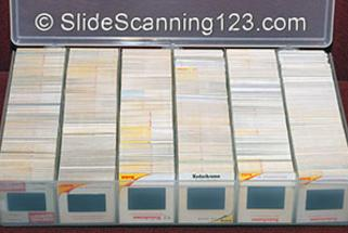 Kodachrome Digital Scanning Conversion Services