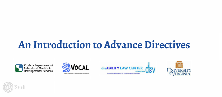Virginia Advance Directives Legal Advance Directives Forms – Advance Directive Forms