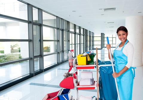 COMMERCIAL BUILDING CLEANING SERVICES IN ALBUQUERQUE