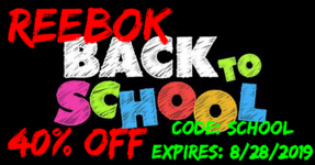CrossFit DeWitt Reebok Back to School Sale