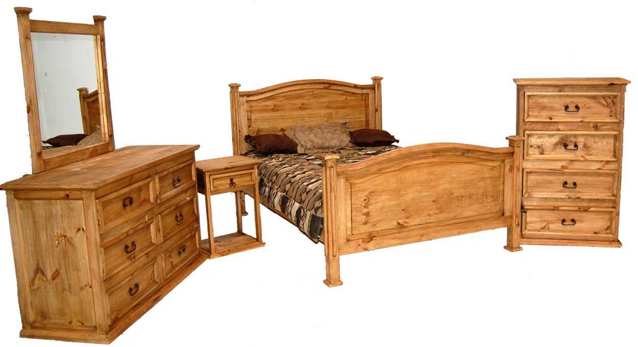 Rustic Furniture Bedroom Rustic Bedroom