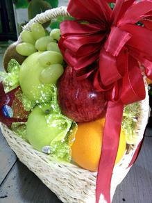 Hoa quả nhập khẩu, giỏ hoa quả nhập khẩu đẹp uy tín tại Hà Nội