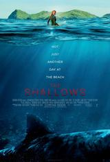 the shallows surfing sharks jaws blake livley the smokey shelter movie review podcast