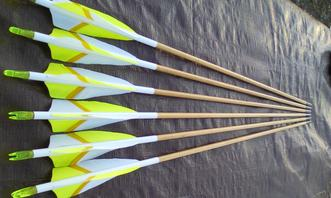 We build the best custom longbows and recurves, primitive or