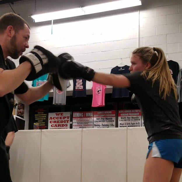 Heavy Hitters Boxing Fitness And Mma - Boxing Gym, Mma, Boxing Training