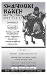 View/Download Horse Show Program