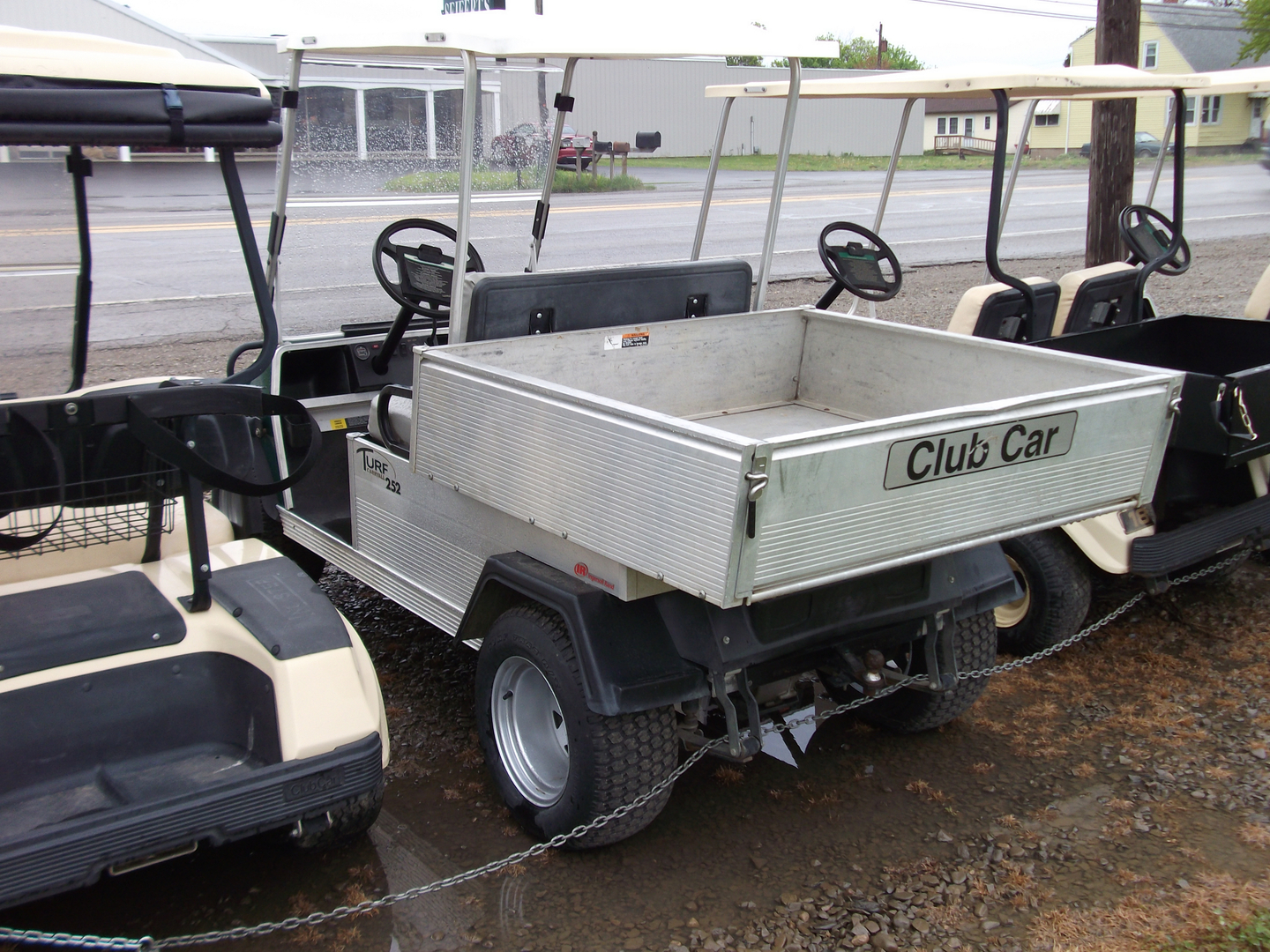 Golf Carts and Parts on