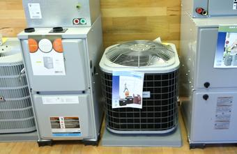 Units we can perform air conditioning repair services for in Orchard Park, NY