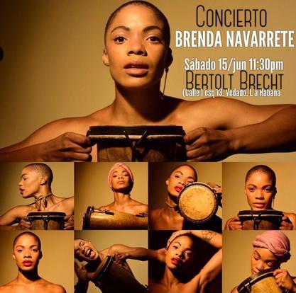 Brenda Navarrete - Is A Talented Jazz Artist, Afro-cuban, Cuban