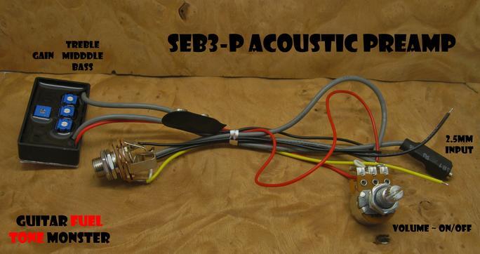current: 80 ma @ 9v active voltage range: ~2 5v dimensions: 42mm w x 24mm h  x 26mm d input jack: 2 5mm  output jack: 6 3mm (1/4