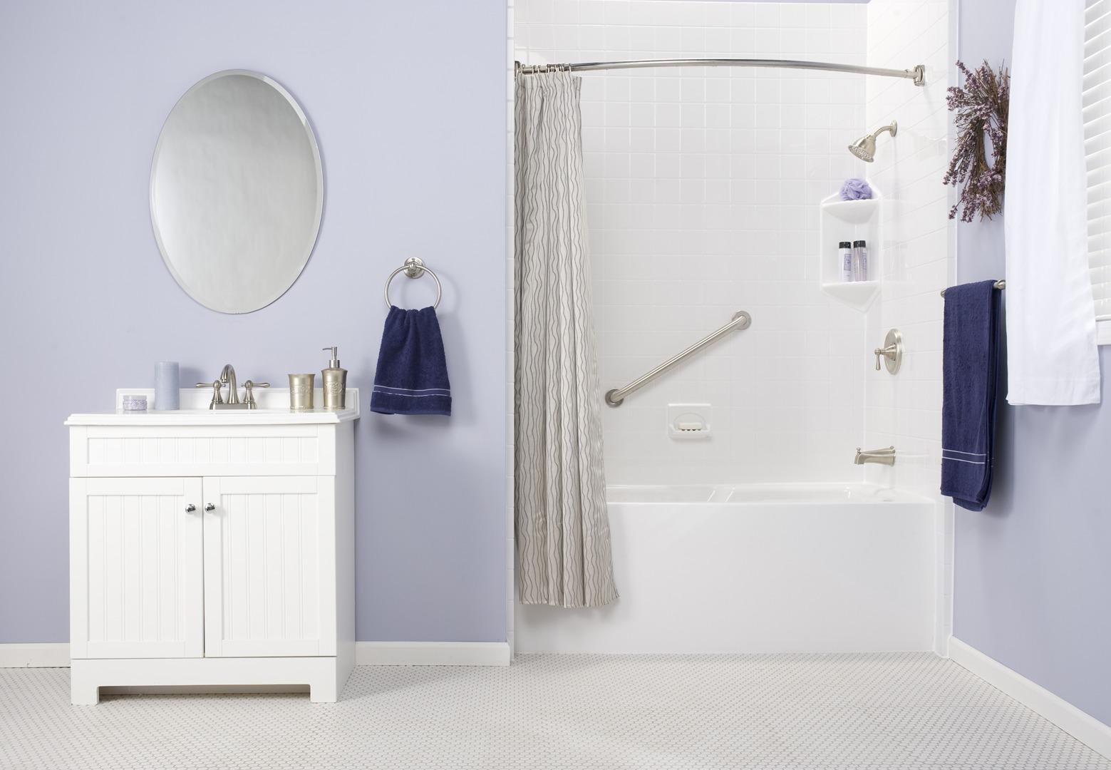 Bathtub and Shower Repair Remodel Affordable