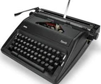 New Typewriters