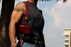 ​Custom Shoulder Holster Rigs