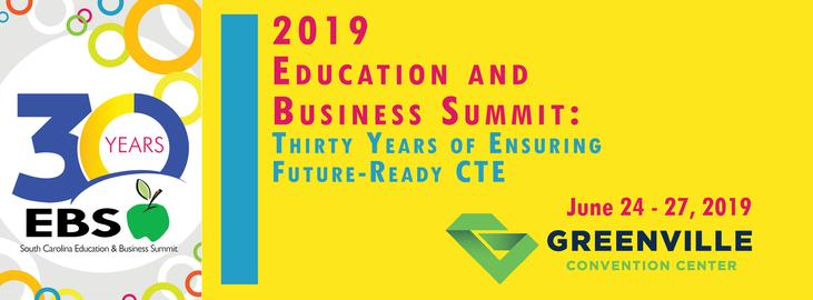 South Carolina Education And Business Summit - Professional