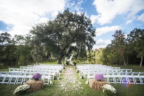 Southern weddings red gate farms savannahs event venue home history venues real weddings junglespirit Gallery