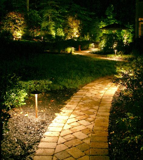 5 Pathway Lighting Tips Ideas Walkway Lights Guide: Pathway Outdoor Lighting Houston