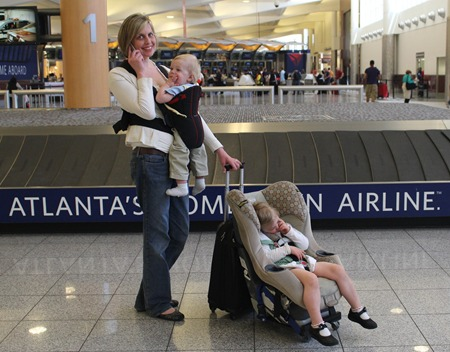 Gate Check Your Car Seat To Avoid Baggage Claim