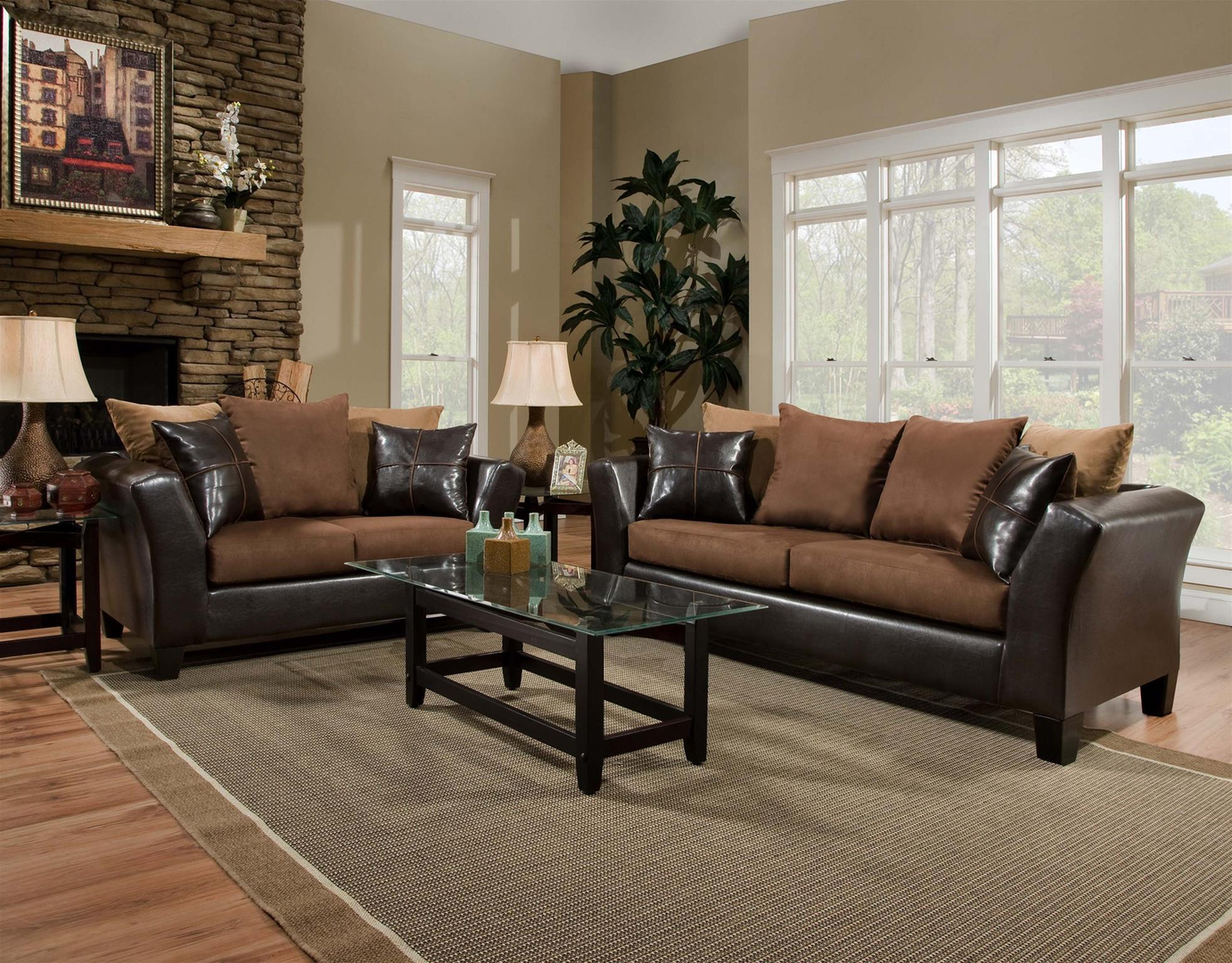 click - Whole Living Room Sets