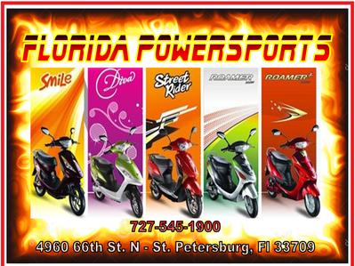 Florida Powersports Scooters Atv S Dirt Bikes Go